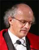 Rector Marc Vervenne