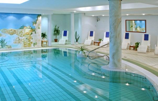 Kinderschwimmen im Hallenbad im Best Western Hotel in Merseburg - Foto: © Best Western Hotel