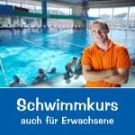 Schwimmkurse für Erwachsene