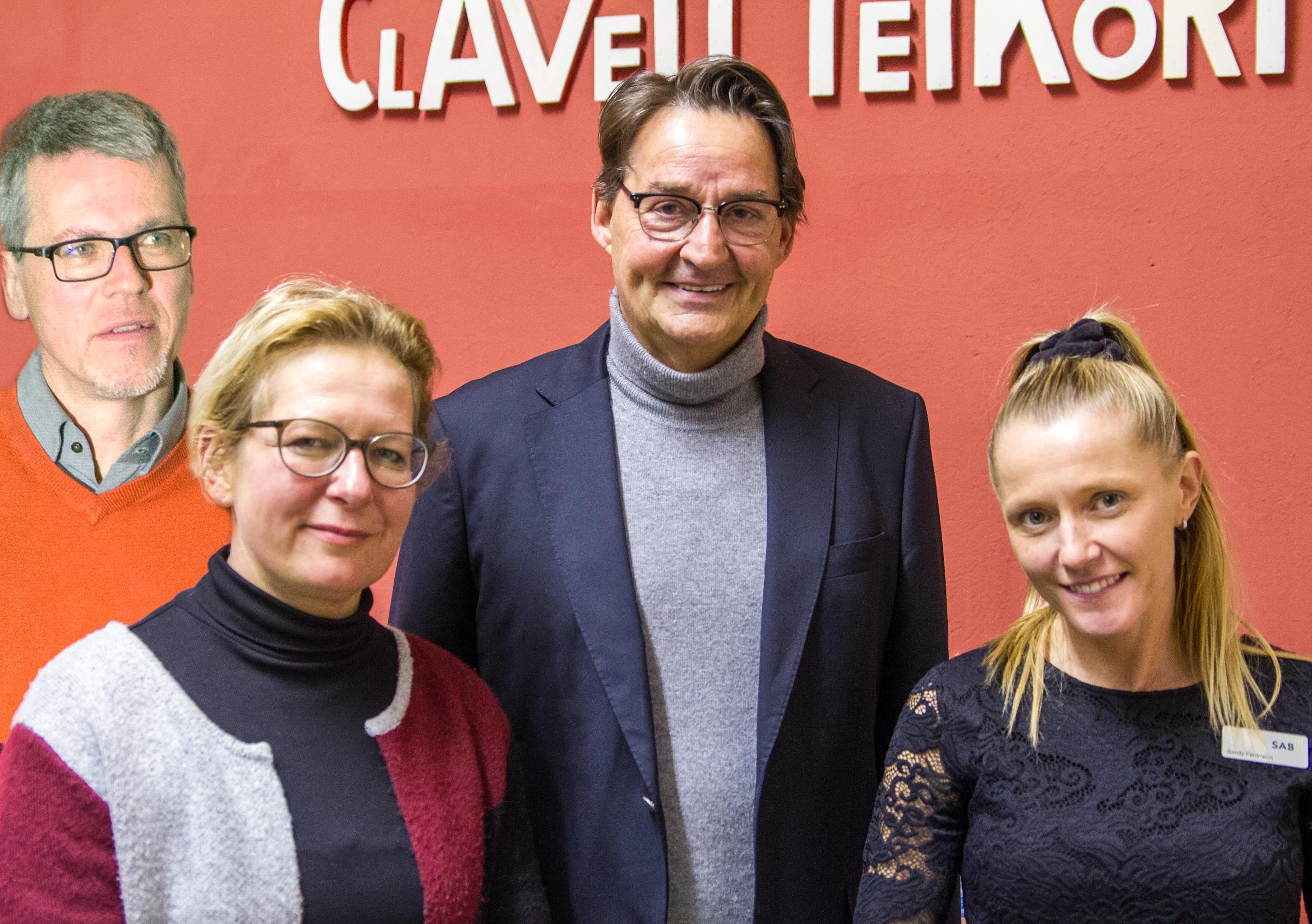 Unternehmerstammtisch Leipziger Westen bei Real LAB
