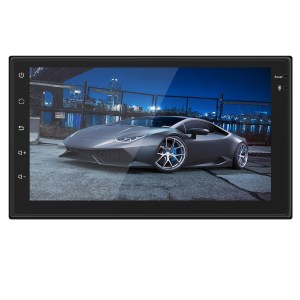 7 Zoll Android Quad Core 2 DIN Auto MP5 Player GPS 4G WIfi Bluetooth + Free Cam