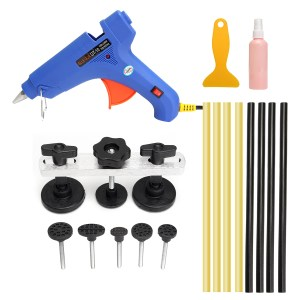 Paintless Dent Repair Abzieher Kits PDR Kits Body Dent Removal Tools Dent Abzieher Kit
