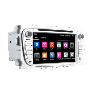 Ownice C500 OL-7296F HD 7 Zoll 4G Wifi Auto MP5 Player Android 6.0 Quad Core TV GPS für Ford Focus
