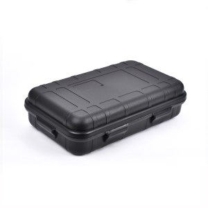IPRee® 850ml EDC Survival Tools Aufbewahrungsbox Wasserdichter versiegelter Koffer Tactical Container Toolbox Camping Hunting