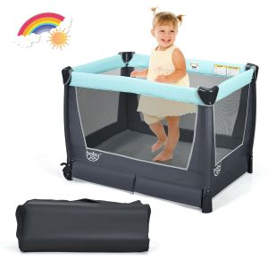 Travel Cot / Playpen with Removable Bassinet