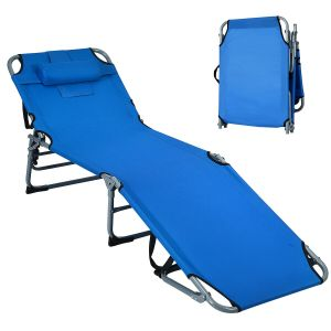Camp bed / Sun Lounger