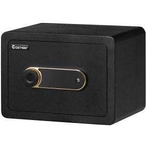 Large Electronic Security Safe with LCD Display