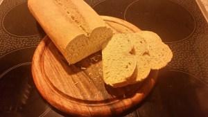 Selbstgemachtes Khorasan Brot