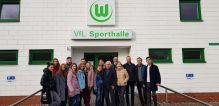 Beim VFL Wolfsburg