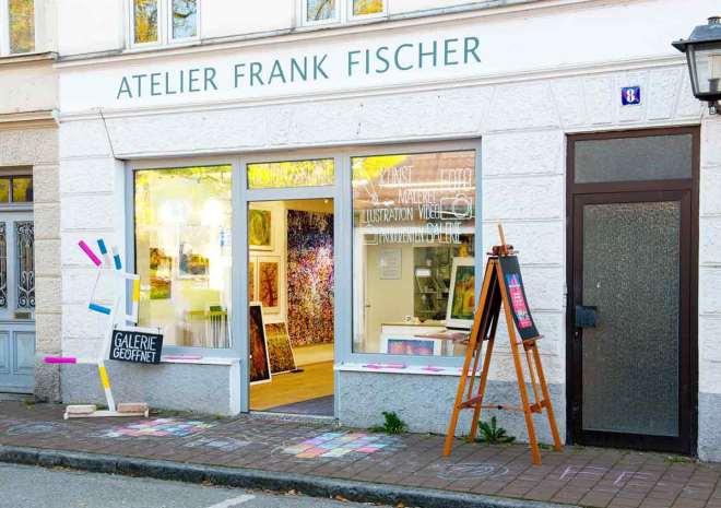 Atelier Frank Fischer in der Oberen Stadt