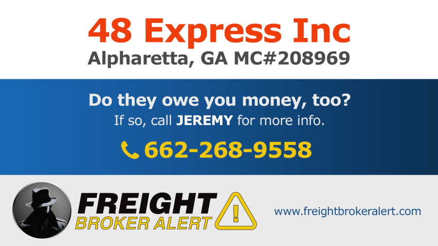 48 Express Inc Georgia