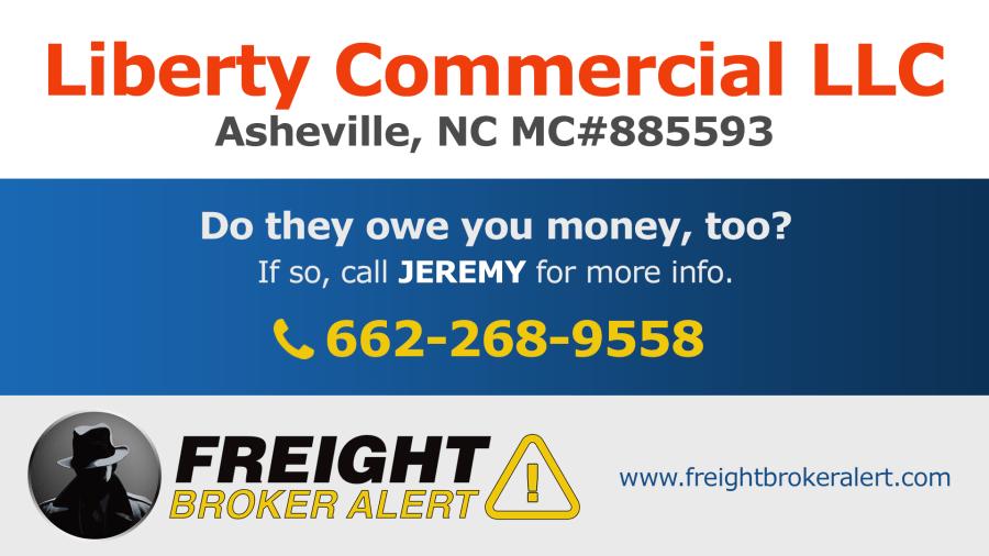 Liberty Commercial LLC North Carolina