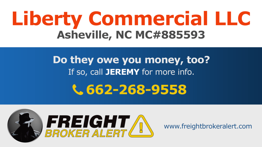 Liberty Commercial LLC North Carolina