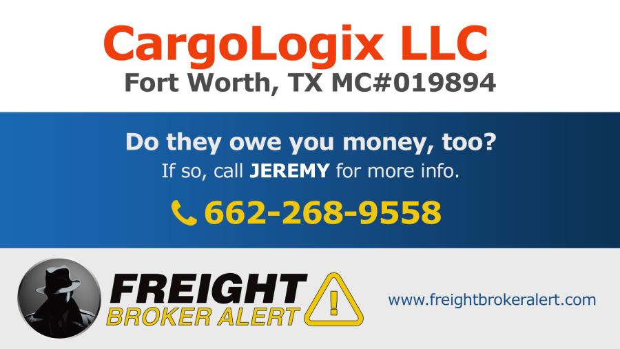CargoLogix LLC Texas