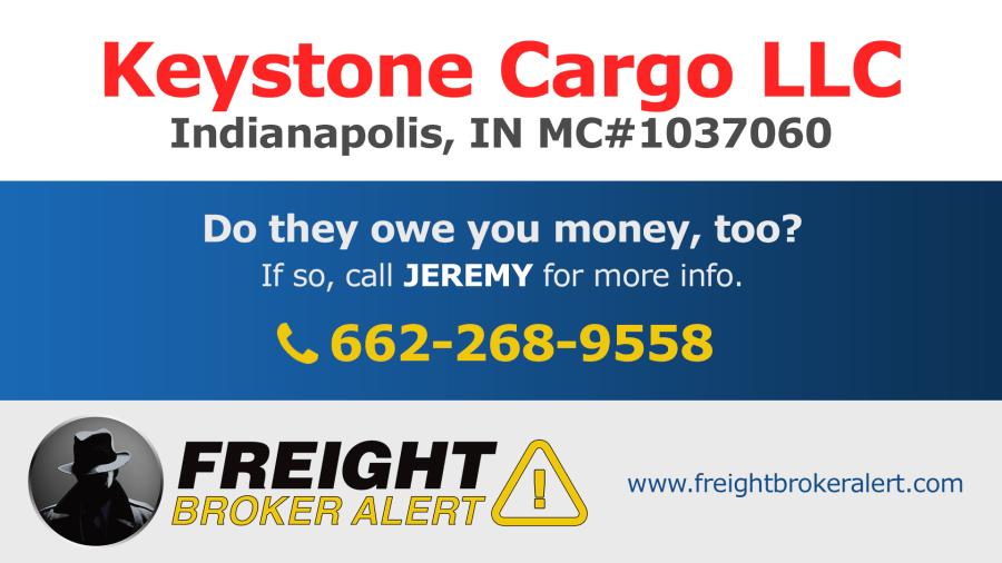 Keystone Cargo LLC Indiana
