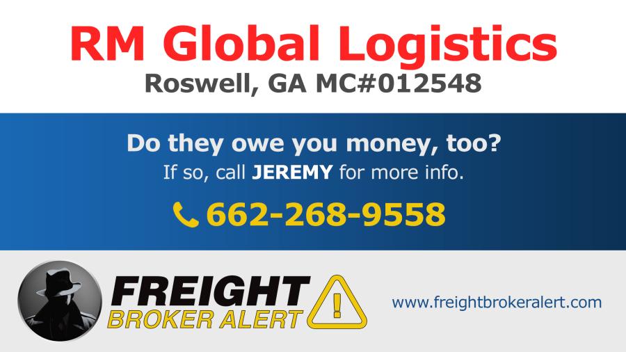 RM Global Logistics Georgia