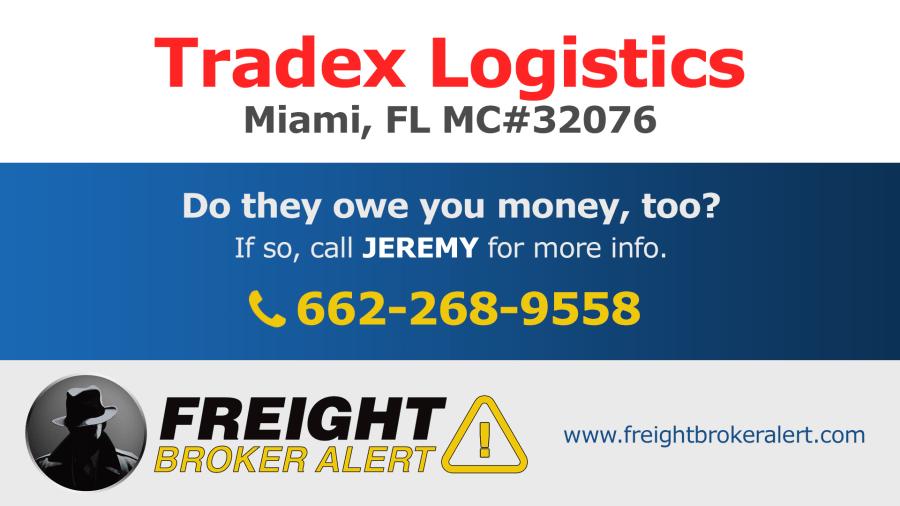 Tradex Logistics Florida
