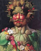 G. Arcimboldo ca. 1590