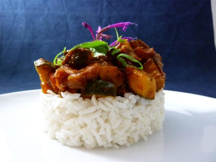 Curry Gemüse Madras 3
