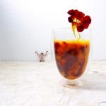 Surreal Food Pairing: Kürbis Rote Beete Suppe im Feuerkleid