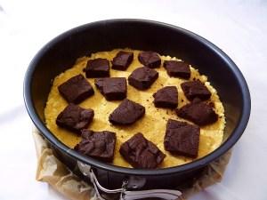 Tut Cheesecake Brownies 1