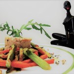 Taste the Waste trifft Fine Dining: Chakalaka Veggies