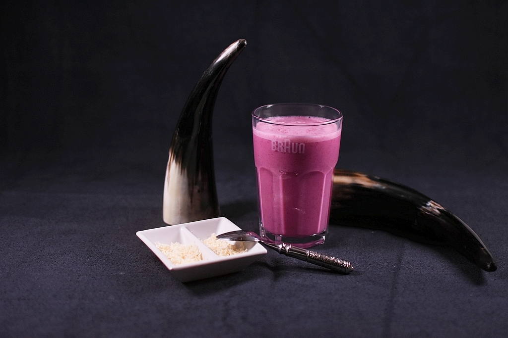 Drink Buttermilch Rote Bete Ingwer Meerrettich 3 a