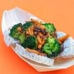 Insekten & Streetfood (II):  Jenseits vom Tellerrand, auf die Hand!