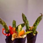 GeschmacksSchule: Spargel – ein ehemals königliches Gemüse …