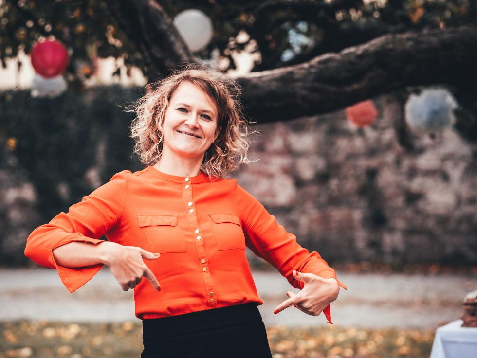 Freie Traurednerin Ingrid aus Heidelberg