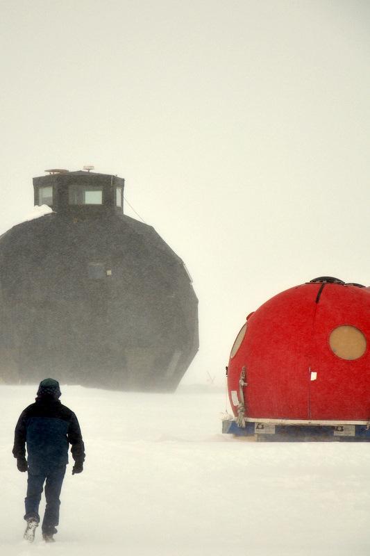 Neem Grönland Dome