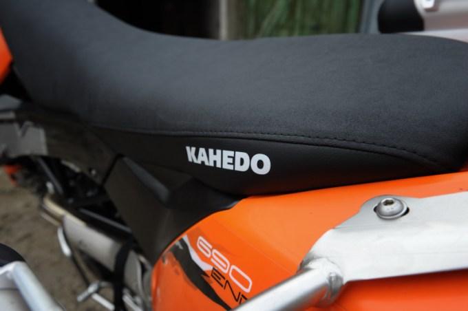 Bequeme Kahedo Sitzbank