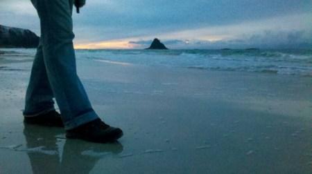 Strand der Lofoten