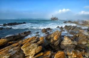 Schiffswrack Cape Agulhas