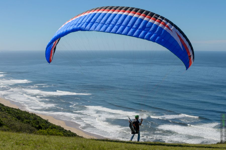 Wilderness Paraglider