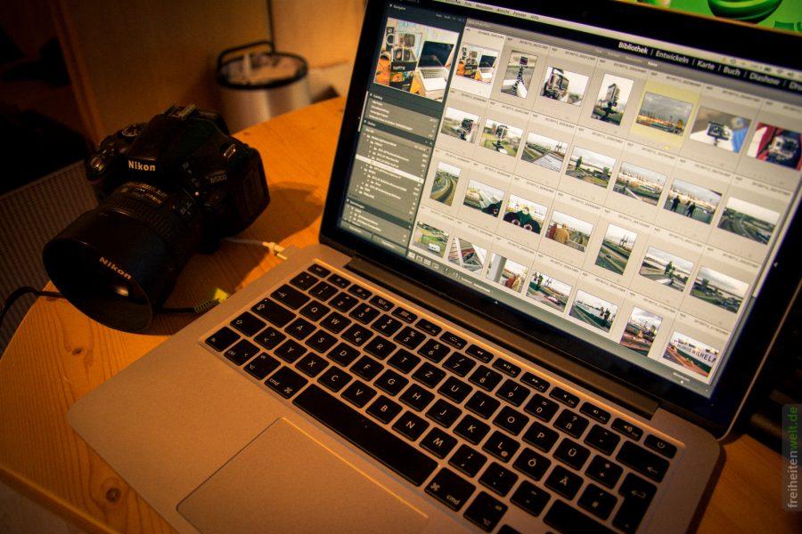 Mac und Nikon