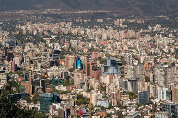 Santiago Stadt