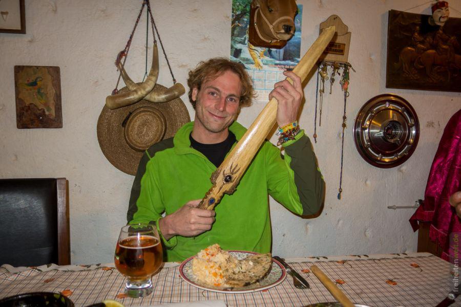 Schwertfischschwert