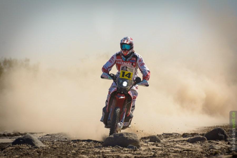 Moto14 #Dakar 2014
