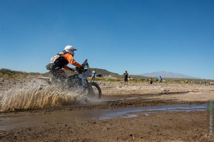 Wassermoto Dakar 2014