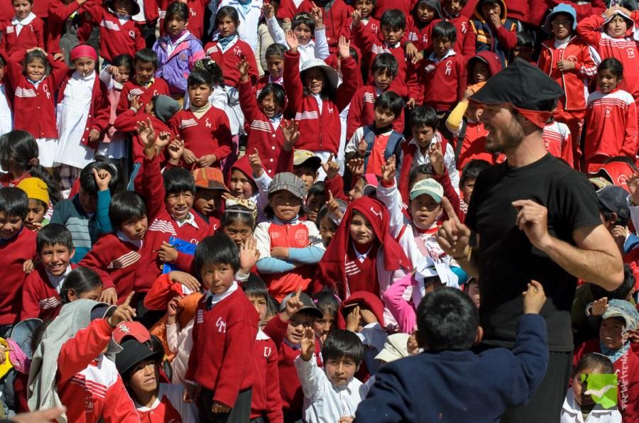 Viele Kinder
