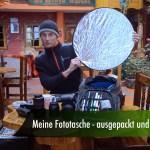 Meine Fototasche – Fotoausrüstung auf Weltreise