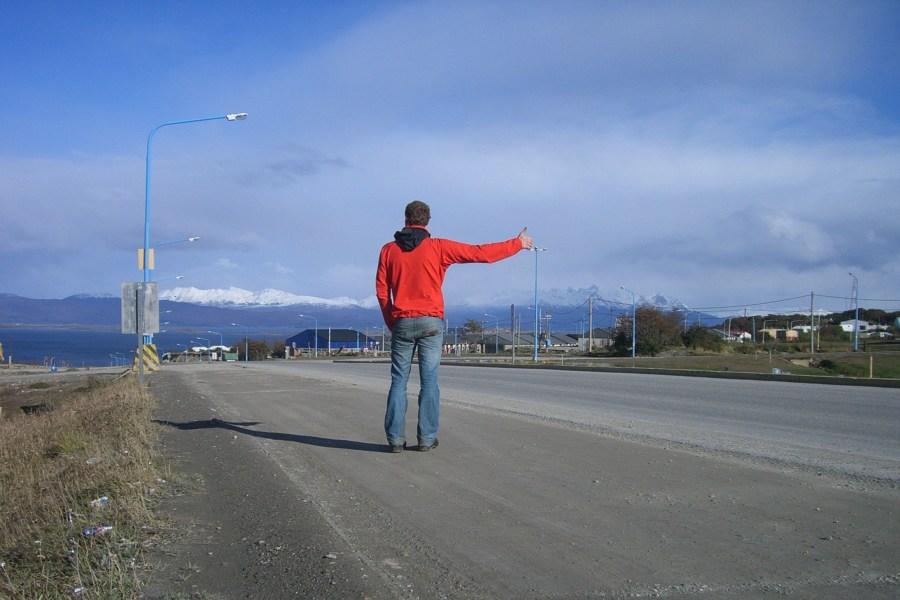 Ushuaia - Argentinien - 2007
