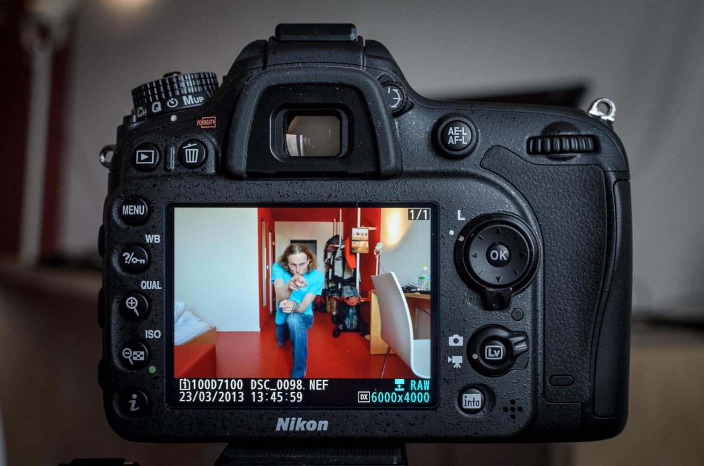 Nikon D7100 - Erster Praxistest und Review › Freiheitenwelt