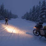 Expedition North – Das Video zur Motorrad Winterreise – Nordkap