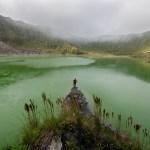 Auf dem Weg zum Grünen Vulkan – El Chichonal – Mexiko