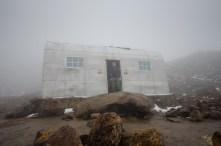 Hütte Itza 4700m