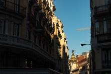 Fahrt nach Madrid