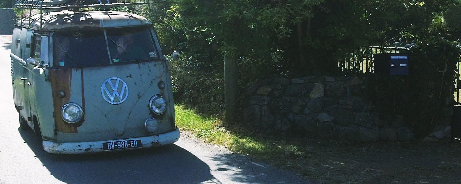 Vintage VW Bulli