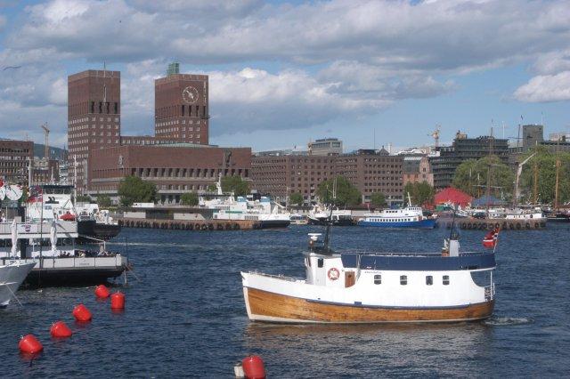 Boat trips in Oslo Fjord